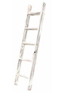 Compare prices Moua 5 ft Blanket Ladder (Set of 5) ByGracie Oaks