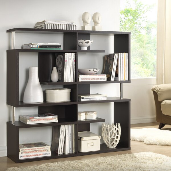 Spicer Cube Unit Bookcase by Ebern Designs