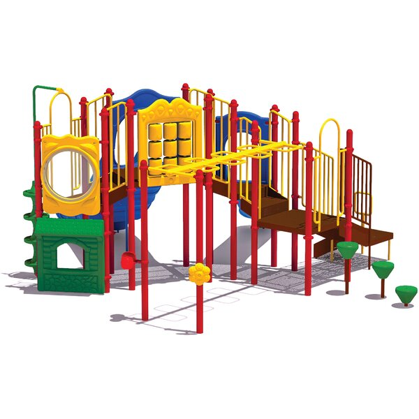 UPlay Today Eagle Rock Playground System by Ultra Play