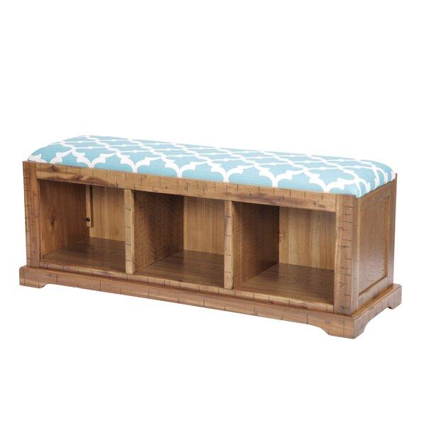 Kleinman Storage Bench by Red Barrel Studio