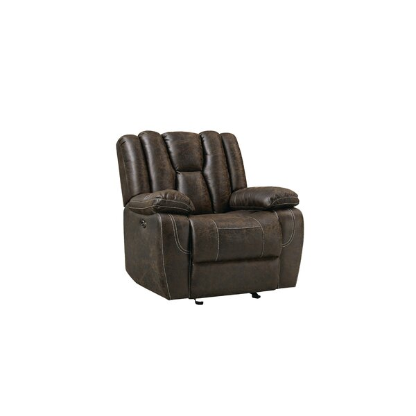 Appleton Manual Glider Recliner [Red Barrel Studio]