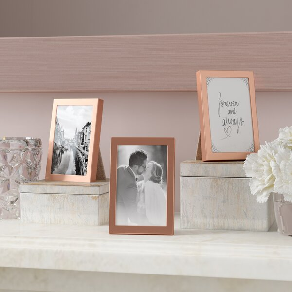 Ickes Mini Easel Back Picture Frame Set (Set of 18) by House of Hampton