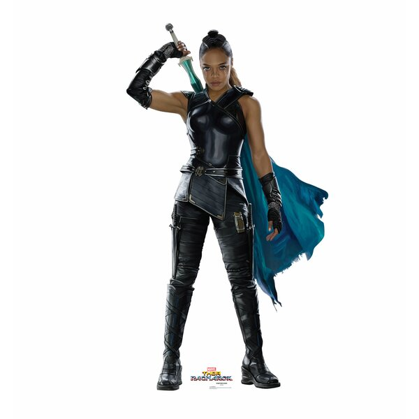 Thor Ragnarock Valkyrie Standup by Advanced Graphics