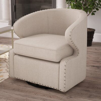 Barrel Beige Accent Chairs You Ll Love Wayfair