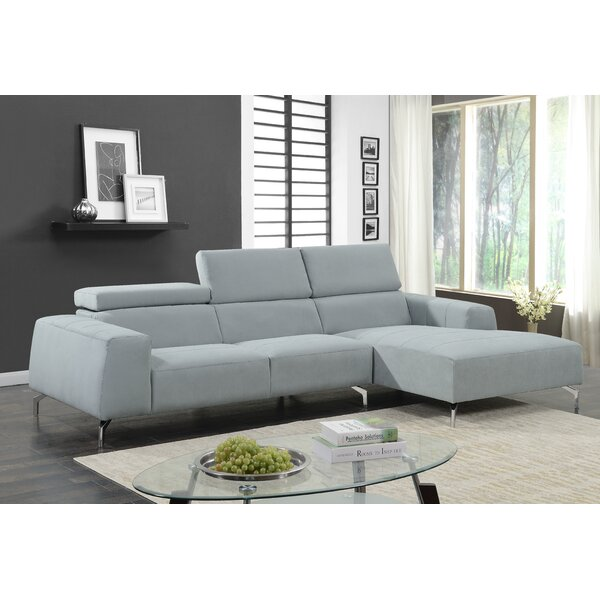 Valuable Today Imogen Right Hand Facing Sectional by Orren Ellis by Orren Ellis