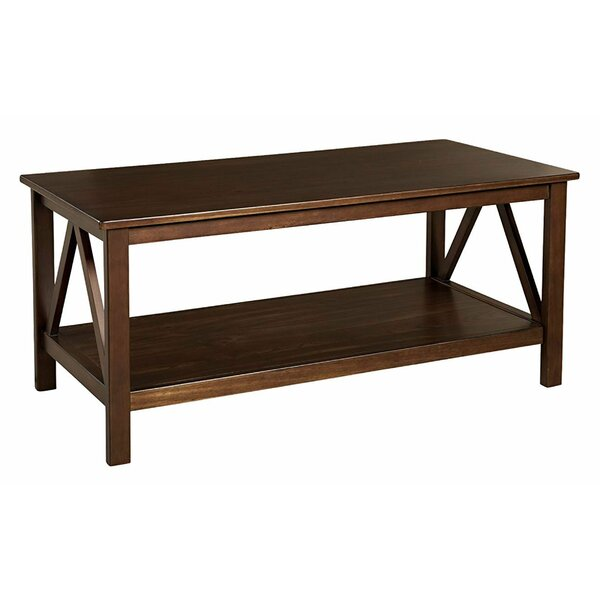Demeo Coffee Table By Winston Porter