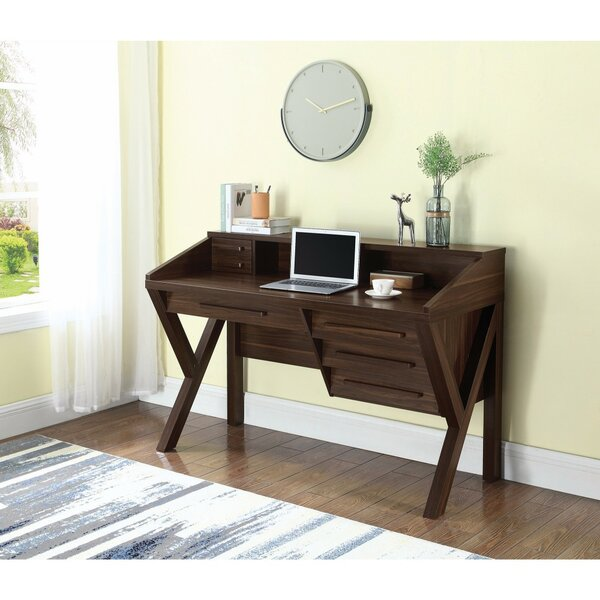 Mcmichael Captivating Writing Desk by Ivy Bronx