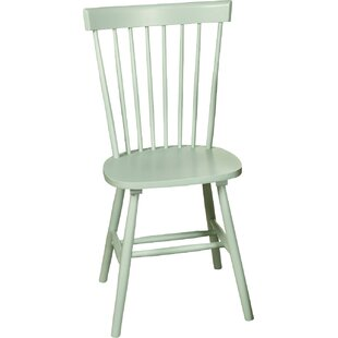 Buy luxury Royal Palm Beach Solid Wood Dining Chair (Set of 2) by Beachcrest Home