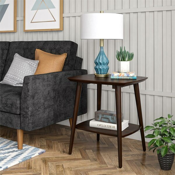 Brittany End Table With Storage By Novogratz
