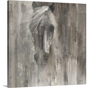 Shadow Light by Albena Hristova Painting Print on Wrapped Canvas by Great Big Canvas