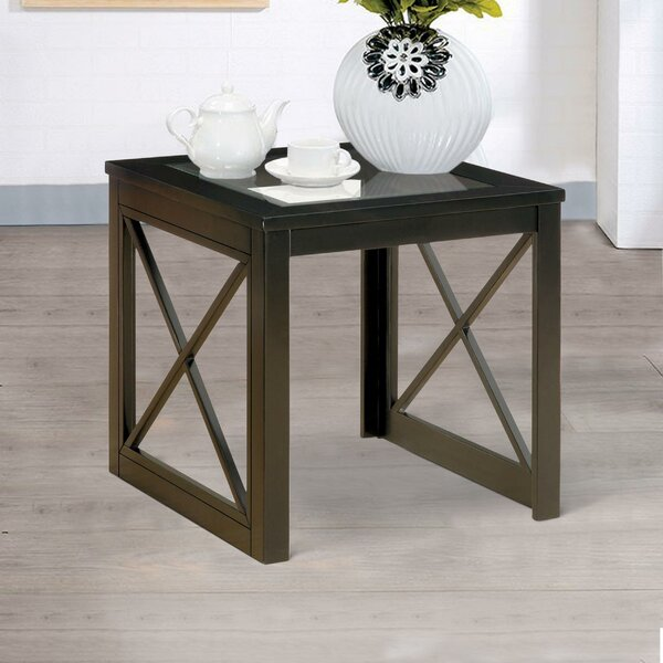 Knipe End Table By Alcott Hill