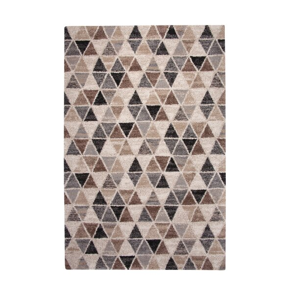 Devin Gray/Brown Area Rug by Union Rustic