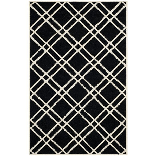 Martins Hand-Tufted Wool Area Rug by Wrought Studio