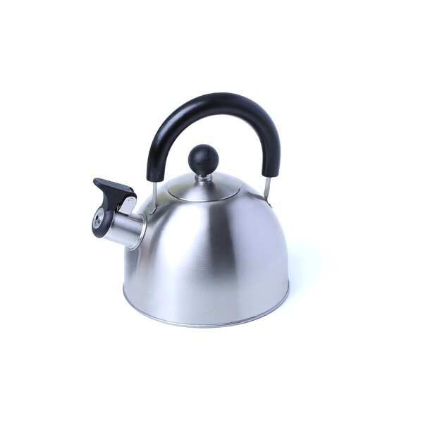 Simplicity 1.5-qt. Whistle Tea Kettle by Creative Home