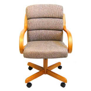 Best Marcus Arm Chair By Caster Chair Company Chairs