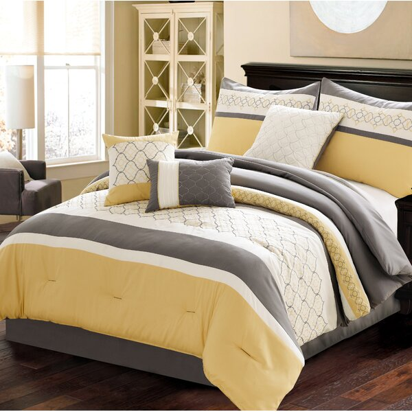 Willenhall Comforter Set by Charlton Home