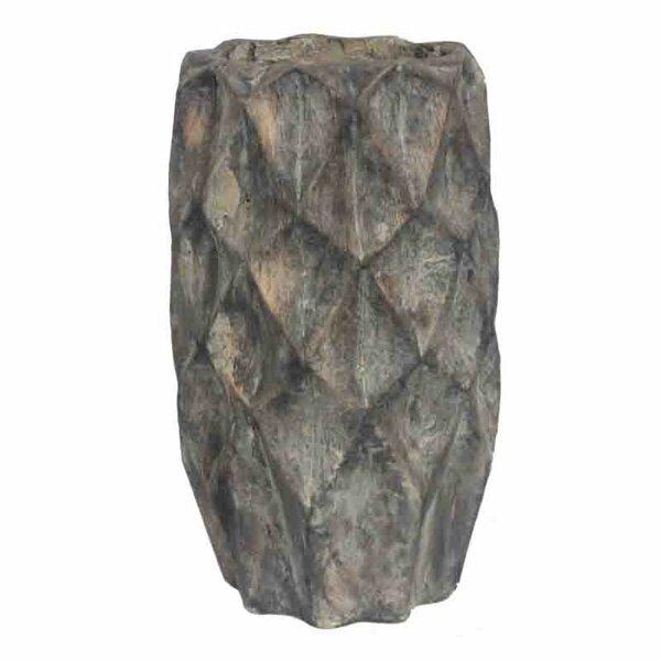 Barrera Adorable Cement Pot Palnter by Highland Dunes