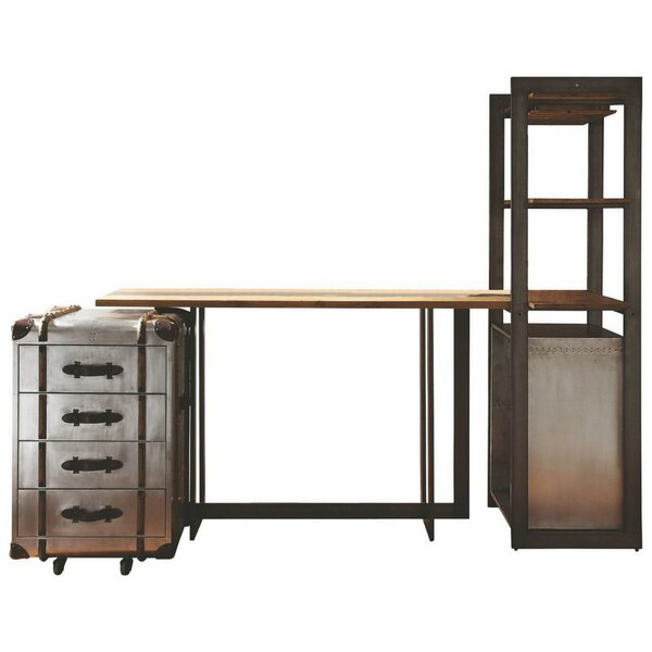 Donnington Bar Set With Wine Storage By 17 Stories