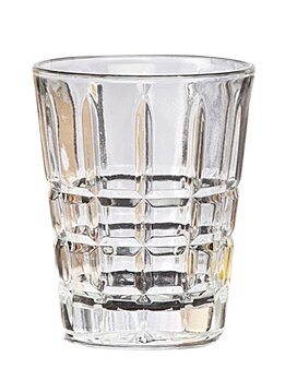 Quadro 9 oz. Crystal Cocktail Glass (Set of 6) by Studio Silversmiths