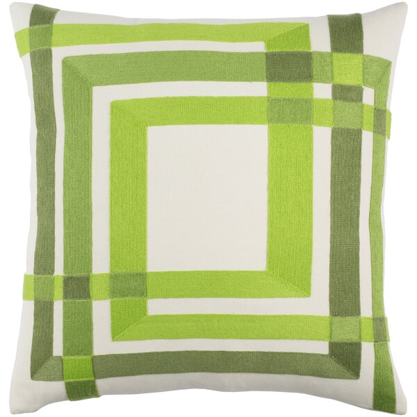 Kismet Color Form Throw Pillow by emma at home by Emma Gardner