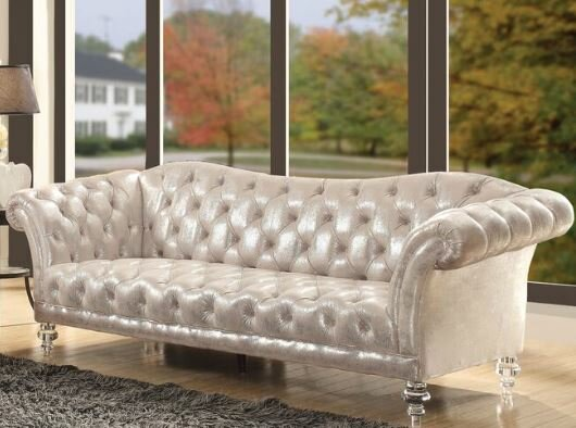 Shop The Complete Collection Of Moura Chesterfield Sofa by Rosdorf Park by Rosdorf Park