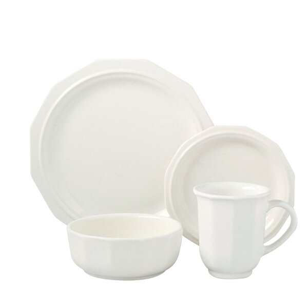 Heritage 16 Piece Dinnerware Set, Service for 4 by Pfaltzgraff