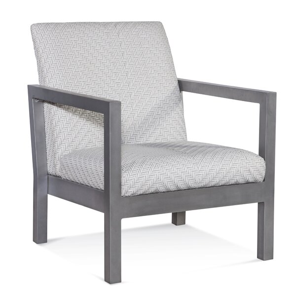 Larissa Patio Chair with Cushions by Braxton Culler