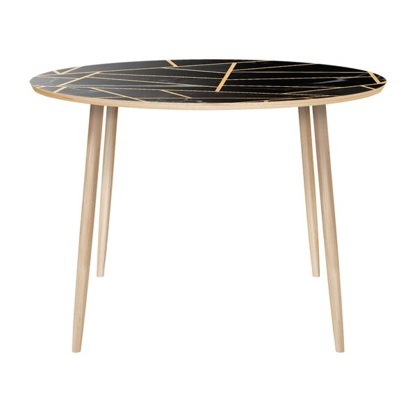 Milton Dining Table by Bungalow Rose