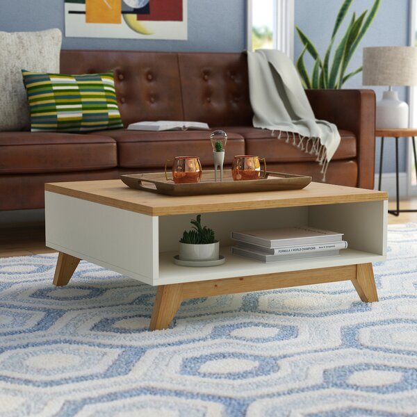 Dennis Coffee Table by Corrigan Studio