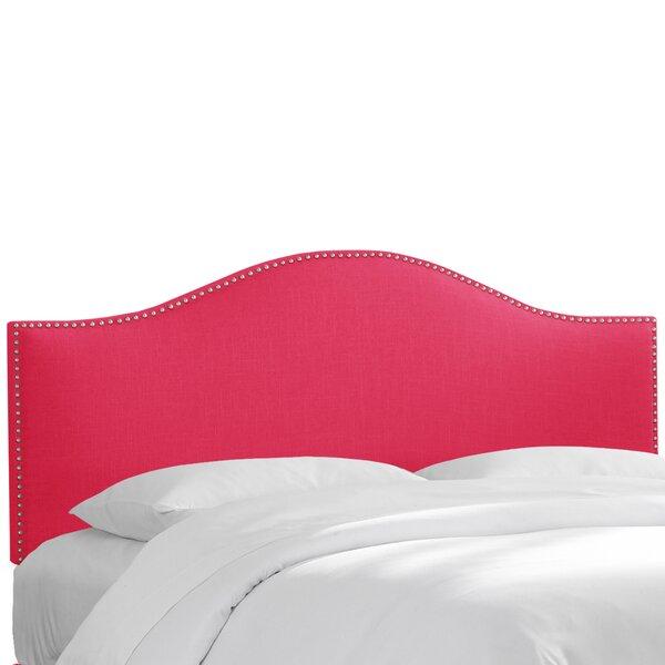 Emilia Upholstered Panel Headboard by Wayfair Custom Upholstery™