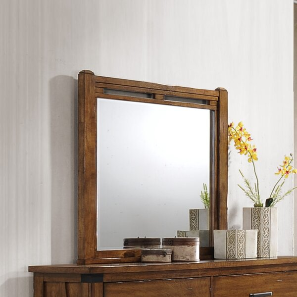 Cergy Rectangular Dresser Mirror by Simmons Casegoods by Loon Peak