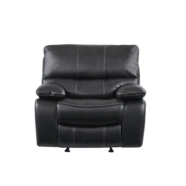 Merrimack Manual Glider Recliner [Red Barrel Studio]