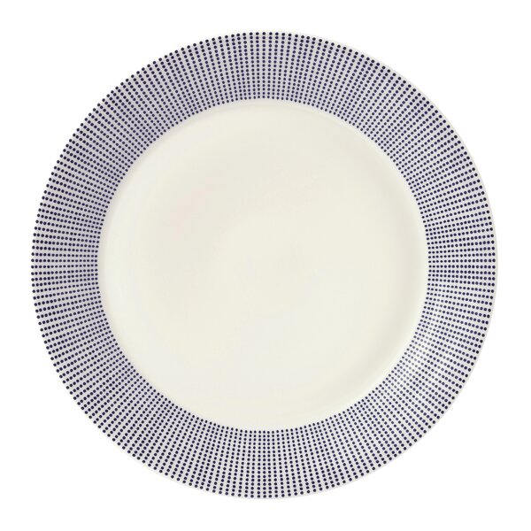Pacific 11 Dinner Plate by Royal Doulton