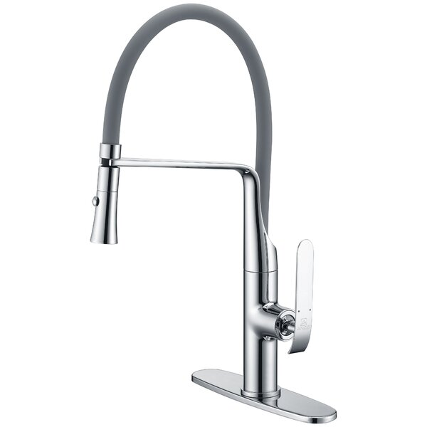 Accent Series Pull Down Bar Faucet by ANZZI