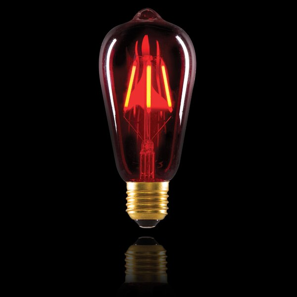 3.2W Red LED Light Bulb by Darice
