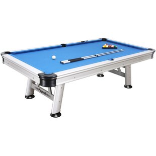 Price Check Extera 8.3' Pool Table with Playing Equipment By Playcraft