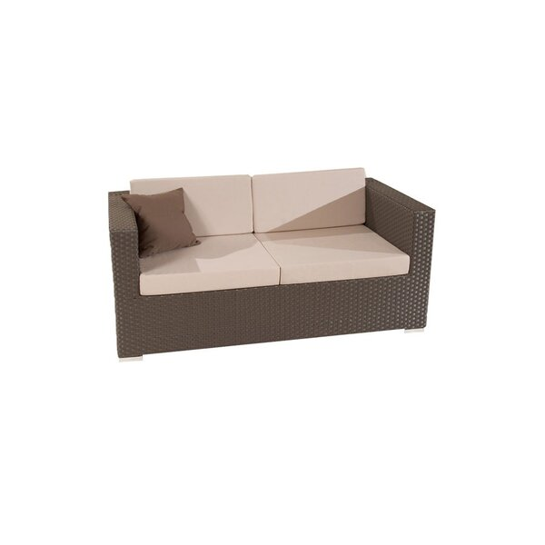 Fidji Loveseat with Sunbrella Cushions by Feruci