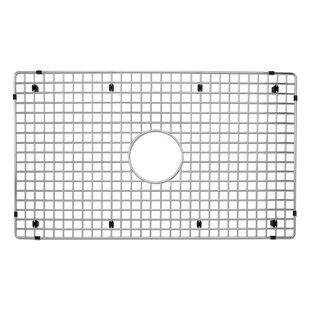 Kitchen Sink Grates Sink grids youll love 2675 x 16 stainless steel sink grid workwithnaturefo