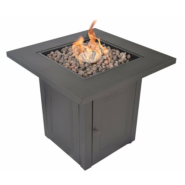 Steel Propane Fire Pit By Legacy Heating