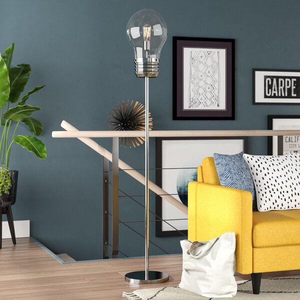 Hendley 72 Floor Lamp by Mercury Row