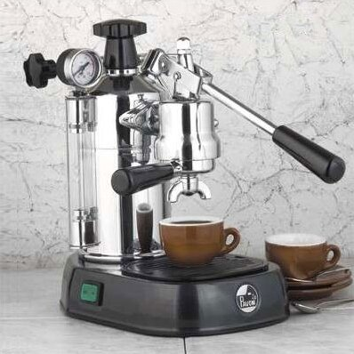 Professional Espresso Machine with Base by La Pavoni