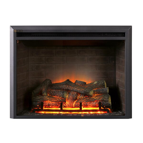 LED Electric Fireplace Insert by Dynasty Fireplaces