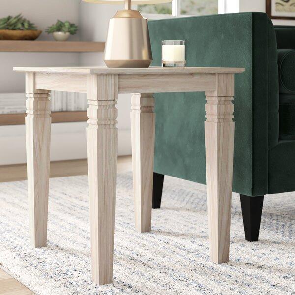 Great Deals Lynn Pillar End Table