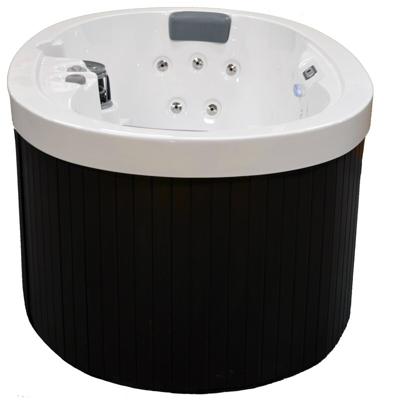 Hudson Bay Spas 2 Person 13 Jet Plug And Play Spa With