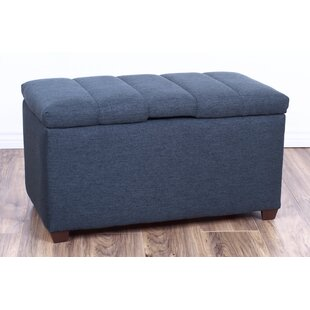 Comparison Trinidad Bedroom Upholstered Storage Bench By Ebern Designs