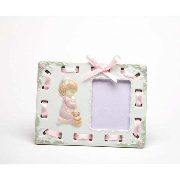Chesterman Praying Picture Frame by Harriet Bee