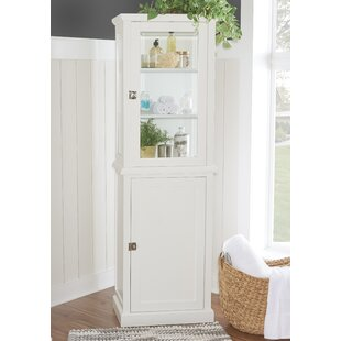 Reviews Zaria 21.65 W x 68.31 H Cabinet ByAlcott Hill