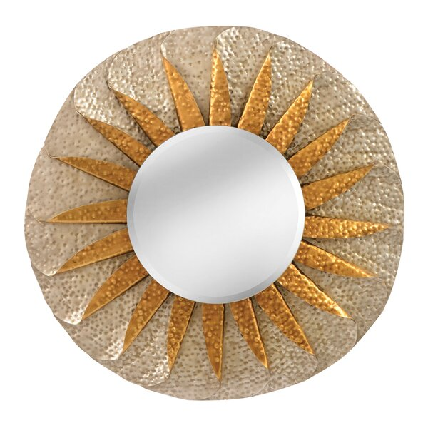 Mirra Accent Mirror by Bungalow Rose