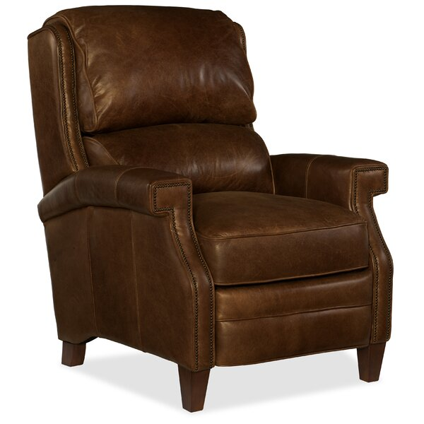 Albert Manual Recliner by Hooker Furniture