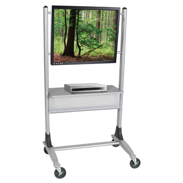 Home Décor Platinum TV Stand For TVs Up To 50